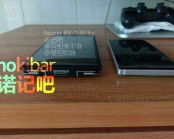 Nokia RX-130 – невыпущенные смартфон на Windows Phone