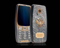 Nokia 3310 выпущена в титановом корпусе