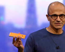 Microsoft продолжает работать над телефонами, но они не совсем телефоны