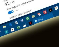 9 полезных советов по настройке Панели задач в Windows 10