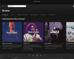 Spotify для Windows 10 появился в магазине