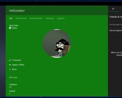 В бета-версии приложения Xbox для Windows 10 обновился дизайн
