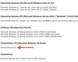 У Windows 10 проблемы – произошла большая утечка кода