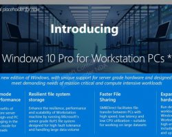 Windows 10 Pro for Advanced PC получит новую файловую систему
