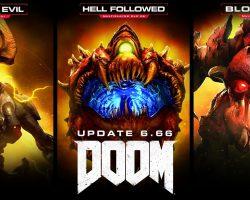 DOOM со всеми DLC доступен бесплатно на ПК и Xbox One