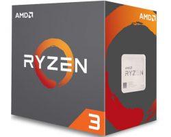 Бюджетные процессоры AMD — Ryzen 3 поступили в продажу