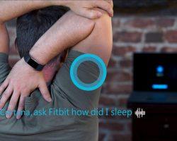 Cortana получила интеграцию  со Fitbit