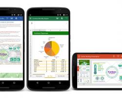 Для Office на Android вышло новое инсайдерское обновление
