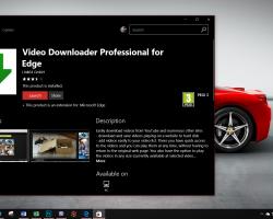 Для Edge вышло популярное расширение Video Download Professional