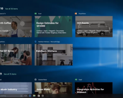 В Windows 10 Fall Creators Update функцию Timeline мы не увидим