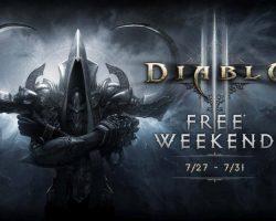 Diablo III на Xbox One на этих выходных доступна бесплатно