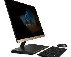 Вышел ультра тонкий моноблок Aspire S24 от Acer с беспроводной зарядкой