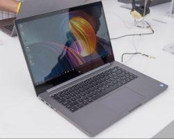 Компания Xiaomi представила ноутбук Mi Notebook Pro