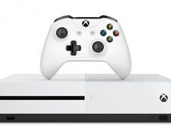 Microsoft проводит распродажу Xbox One S