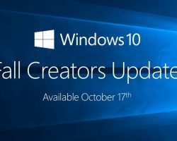 Вышла новая сборка Windows 10 Fall Creators Update под номером 16294