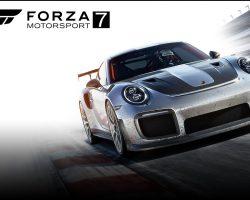 Через 10 дней появится демо-версия Forza Motorsport 7