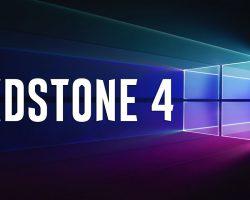 Вышла первая сборка Windows 10 Redstone 4