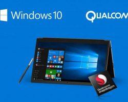 Qualcomm подтверждает появление Windows 10 ПК c  ARM архитектурой