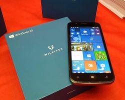 Wileyfox собирается выпустить смартфон на Windows 10 Mobile
