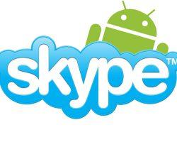 Количество скачиваний Skype на Android перевалило за миллиард