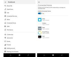 С Windows 10 можно будет управлять техникой умного дома