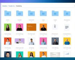 Обновление Dropbox для Windows 10: новый вид и улучшенные возможности