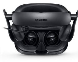 Гарнитура смешанной реальности от Samsung лучшее что есть на данный момент