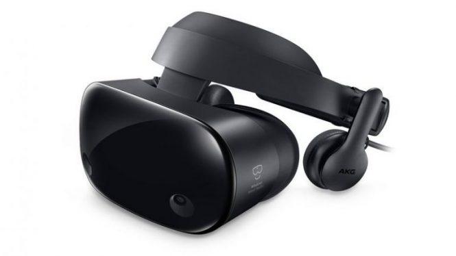 Новый шлем виртуальной реальности— Самсунг HMD Odyssey