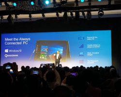 ARM устройства с Windows 10 будут иметь невероятный срок службы батареи