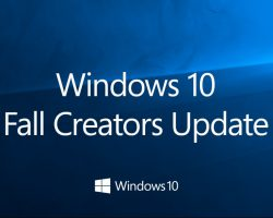 Обновление Fall Creators Update установлено у 5% пользователей Windows 10