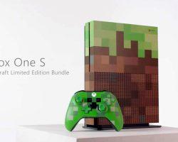 Ограниченное издание Xbox One S стало доступно для покупки