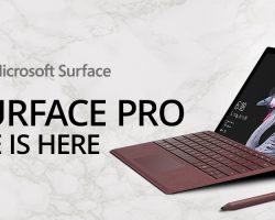 Microsoft начнет продажу Surface Pro LTE в декабре