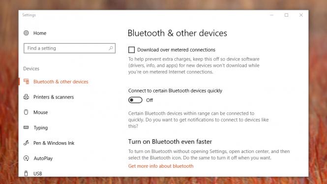 Microsoft QuickPair