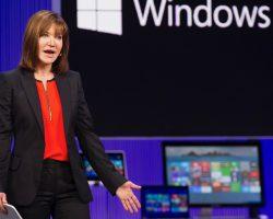 Джулия Ларсон-Грин, после 25 лет работы, покидает Microsoft