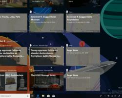 Когда стоит ждать появления Windows Timeline и Sets