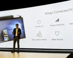 Samsung и Xiaomi представят компьютеры с Windows 10 ARM