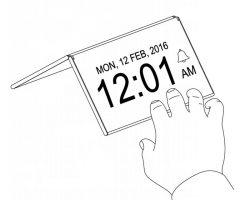 Microsoft оформляет еще один патент на складное устройство