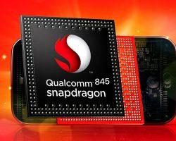 На саммите Qualcomm был анонсирован выход мобильного процессора Snapdragon 845