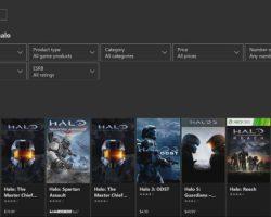 Магазин Xbox One получил полезное обновление