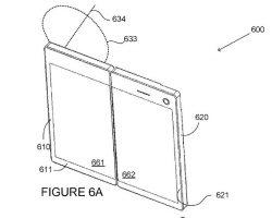 Появился патент на новое складное устройство от Microsoft