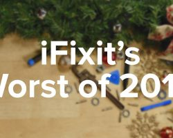 Самые неремонтопригодные устройства 2017 года – версия iFixit