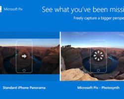 Photosynth возвращается на iOS как часть Microsoft Pix