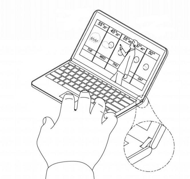 Microsoft поведала одизайне своего инновационного Surface Phone