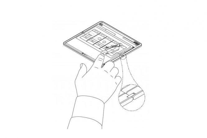 Microsoft показала настоящие рендеры складного устройства? Это будет Surface Phone?