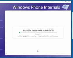 Вышло крупное обновления для утилиты Windows Phone Internals