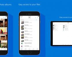 Для OneDrive на iOS вышло масштабное обновление