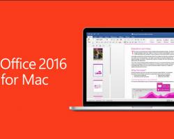 Важное обновление Office 2016 для Mac