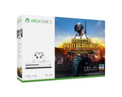 Вышел эксклюзивный набор Xbox One S 1 TB c PUBG