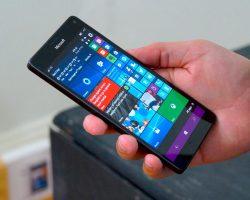 Владельцы смартфонов на Windows 10 Mobile 1703 получили накопительное обновление