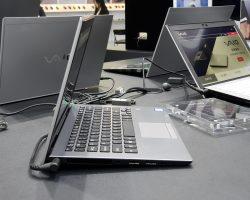 Приготовьтесь к встрече с обновленными ноутбуками VAIO